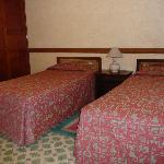 Habitacion Doble, Hotel ISSEMyM