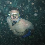 Snorkeling in the DOS OJOS, awsome!