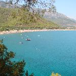 Adrasan Bay