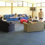 Huge Lounge area - GREAT  for our Girls