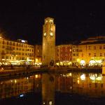Riva at night