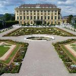 Kronprinzengarten Schloss Schönnbrunn