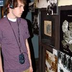 Museum visitors tour at their leisure