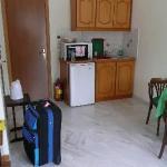Room - Kitchen area
