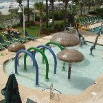 nice childrens pool area