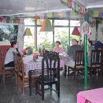 restaurant in Kathmandu Peace Guest House