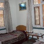 bedroom in Kathmandu Peace Guest House