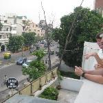 roof top of Sai Villa