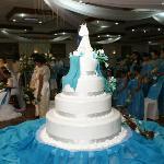 im Hochzeitssaal