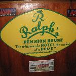 ralph's pension house