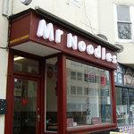 Mr Noodles!