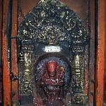 golden temple idol