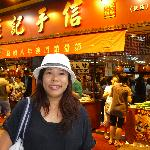 Opposite the hotel is the famous Koi Kee