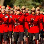 RCMP Sunset Retreat Ceremonies, Regina