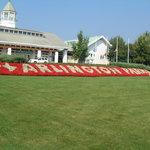 Arlington entrance