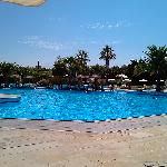 une des  piscines (la plus grande)