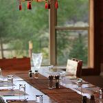 Dining room - where wonderful breakfasts are served!