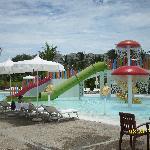 Mayan Palace Kids Pool