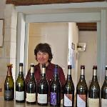 Tasting at Francois Chidaine
