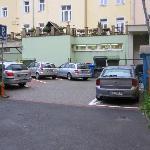 Der immer offene Parkplatz