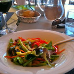 Photo de La Bastide de Gordes - Restaurant