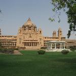 The beautiful Umaid Bhawan Palace, Jodhpur.  An amazing experience