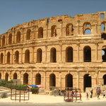 Coloseum in El Jem