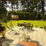 Birstonasta - terrace