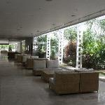 lounge by lobby