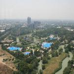 Taschkent: Blick vom Fernsehturm