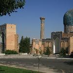 Samarkand: Gur Emir-Mausoleum