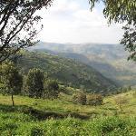 Outside Kigali