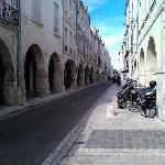 Arkaden einkaufsstrassen