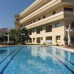 Mirtilos: struttura e piscina