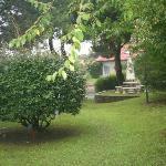 Garten Villa Ottavia