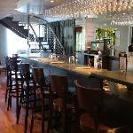 Partie Bar du Zénith à l'intérieur du  Bonaparte
