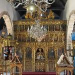 Goldener Altar in Treis Elies