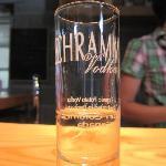 Schramm's shotglass