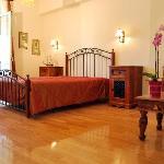 Villa Kallergi - Nefeli Kallergi master bedroom