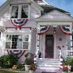Anna Wulf House August 2009