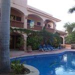 Foto de Los Barriles Hotel