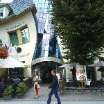 Moderne Architektur in Sopot