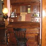 Player Piano in Living Room
