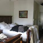 Zimmer vor unserer Abreise