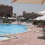 una delle 8 piscine