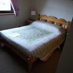 Bed in Room #1 Cul na Creagan