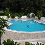 marilena apts pool