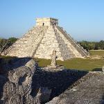 El Castillo estructura principal
