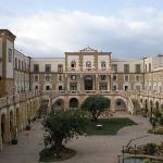 Vista dell''hotel