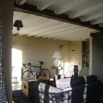 "Living room ""Bleu Gris"""